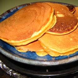 Graham Griddle Cakes