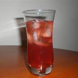 Red Snapper Recipe - Canadian whiskey, amaretto and cranberry juice over ice make for a Northern treat with a 'snappy' red color.
