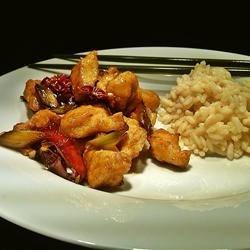 General Tsao's Chicken