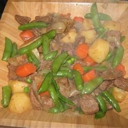 Nikujaga (Japanese-style meat and potatoes) Recipe ...