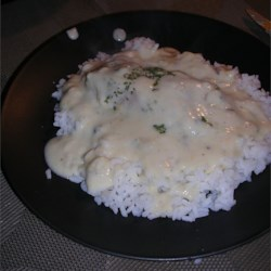 Clayton's Pork Chops Recipe - This recipe is so easy.  My family loves it. The gravy is delicious served with rice.