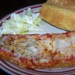 Garlic Lovers Pizza Dough-Pepperoni pizza
