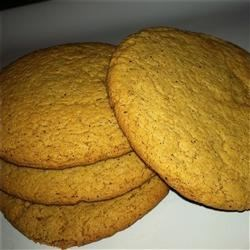 Molasses Cookies V Recipe - Cut out buttermilk molasses cookies spiced with ginger, cinnamon, cloves and nutmeg.