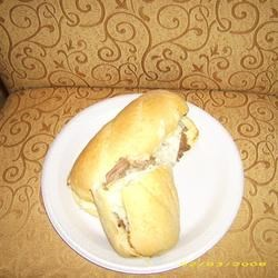 French Dip on French Roll