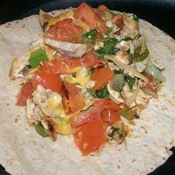 Easy Chicken Taco Filling