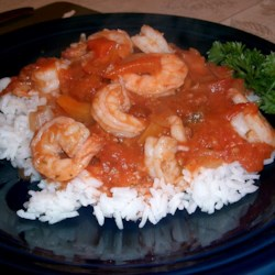 Creole Shrimp Recipe - One of the easiest and best recipes for Shrimp Creole that I have tried. Try this shrimp dish served over rice.
