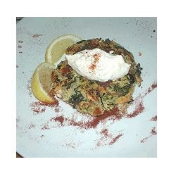 Moroccan Salmon Cakes with Garlic Mayonnaise Photos ...