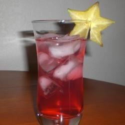 Double-O Seven Recipe - A fruity cocktail made with cranberry juice, lemon-lime soda and lemon flavored rum.