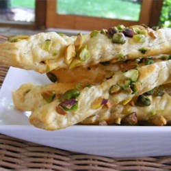 Pistachio Twists