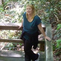 Me at Tallulah Gorge State Park