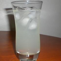 Summer Hummer Recipe - Lime vodka, lemonade, and lemon-lime soda combine to make a refreshing summer cocktail.