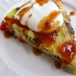 Hot or Cold Vegetable Frittata