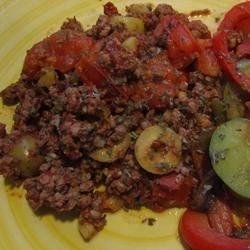 Picadillo (Cuban Beef Hash)