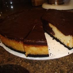 Chocolate Orange Variation