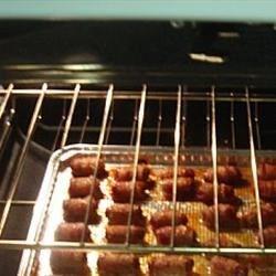 Brown Sugar Smokies