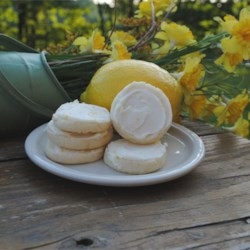 Lemon Meltaways Recipe - These frosted lemon cookies are a delicious refrigerator cookie, and they are quick and easy to make.