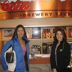 My BFF Tanya and Me @ Coors
