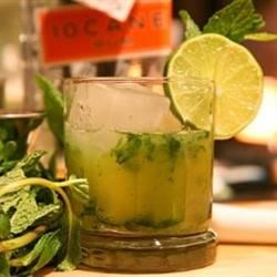 Alcohol-Free Mojitos Recipe - These are great for the kids or for anyone who wants a refreshing alcohol-free drink.