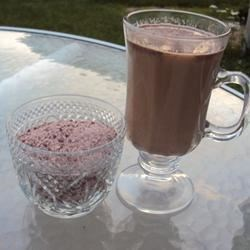123 Mocha 2 Go Recipe - Don't spend your hard-earned cash down at the espresso hut when you can whip up this coffee mocha drink mix in just a couple of minutes. Stir some in some hot water in a mug at home, and contemplate all that money you're saving while you enjoy every delicious drop.