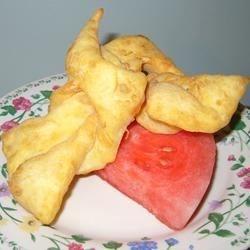 Rollkuchen (Mennonite Fritters)
