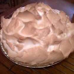 Sky High Lemon Meringue Pie