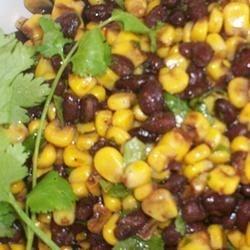 Corn and Black Bean Salad