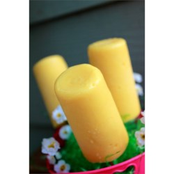 'King Of Rock' Frozen Pudding Pops
