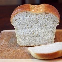 Walter Sands' Bread