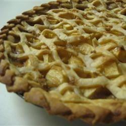 Aunt Shirley's Dietetic Pie