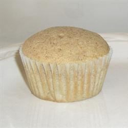 Spice Cupcakes Recipe - Try these cupcakes seasoned with nutmeg and cinnamon.