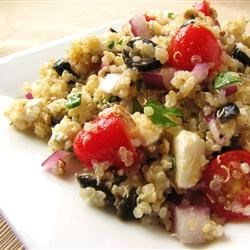 Dianne's Lemon-Feta Quinoa Salad