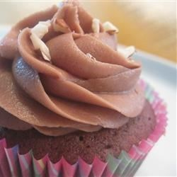 Chocolate Cupcakes with Caramel Frosting Recipe - My mother always made these quick and easy cupcakes for impromptu summer barbeques and they are a childhood favorite of mine.