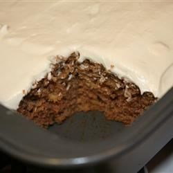 "Zucchini Cake II Recipe - ""This is my son's favorite cake. It stays very moist. I usually frost it with cream cheese frosting, but it is also great plain. It can also be baked in 2 loaf pans for zucchini bread."""