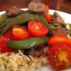 Beef and Vegetable Ragout