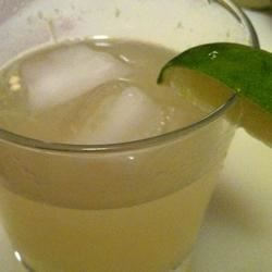 Jalapeno Margaritas Recipe - Margaritas with a spicy kick!  The agave nectar and fresh lime juice make a big difference.