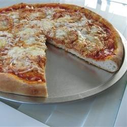 Kroger flour pizza crust recipe.