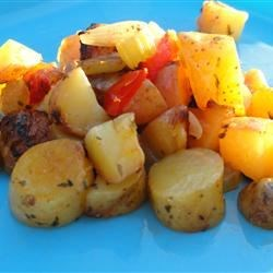 Cookout Potatoes