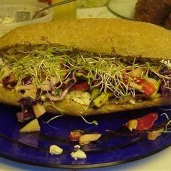 California Grilled Veggie Sandwich Photos - Allrecipes.com
