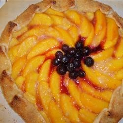 Summer Fruit Galette
