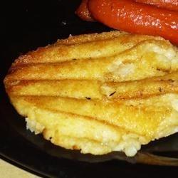 Basic Cheese Polenta