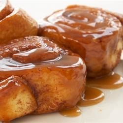 Morning Sticky Buns