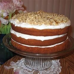 Sour Cream Banana Cake Recipe - This cake recipe came from Denmark with my Great Grandmother and Great Grandfather when they came over to the United States.