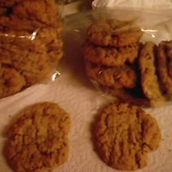 Most delicious peanut butter cookie ever