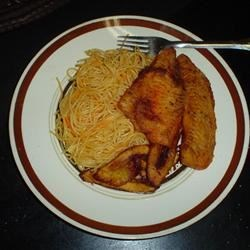 Panama CD4 Ditto /Spaghetti, with Tilapia and Fried Plantain.....By Ditto