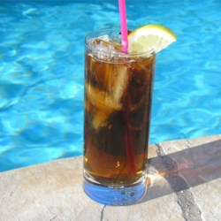 Crazy Casey's Long Island Spiced Tea Recipe - A traditional Long Island Iced tea with a little more island spice!