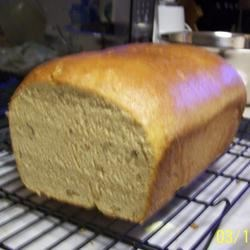 Honey Wheat Bread III Recipe - This recipe will give you a fine bread, honey-kissed and well-balanced.