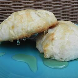 Fast Food Biscuits Recipe - Made with baking mix and lemon-lime soda, these biscuits are fast, easy and fool-proof.