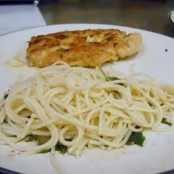 Lemon Pepper Pasta