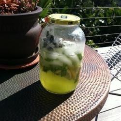 Basilade Green Tea