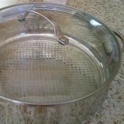 My yogurt-making pan